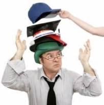 crazy hat adult
